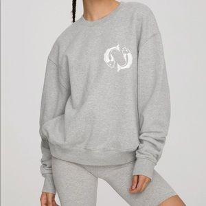 Good American Pisces Sweatshirt